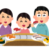 【仰天】女さんの寿司の食べ方がとんでもないと話題にwwwwwwww