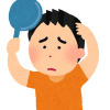 【悲報】AGAワイ「手ぐしで髪を整えてっと…ん?」→(※衝撃画像あり)