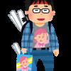 【狂気】アイドルオタクさん、推しの写真にご飯を食べさせてしまうwwwww(画像あり)