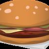 【驚愕】コメダのハンバーガー、1人で食う量じゃないwwwww(画像あり)
