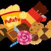 【奇才】事故現場を装って路上にお菓子置いてみた結果wwwww