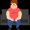 【仰天】生涯デブワイ、ついに無から体重を生み出すwwwww