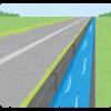 【朗報】岡山のあの人食い用水路、遂にガードパイプが設置される→これ意味あるんか・・・?(画像あり)