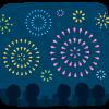 【驚愕】雷雨の中強行した福岡の花火大会の世紀末感が凄いと話題に→ ご覧くださいwwwwwww(画像あり)