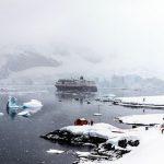 【衝撃】不気味な「血の雪」…南極基地周辺に広がる異常事態の光景がヤバい… (画像あり)