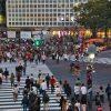 【驚愕】渋谷駅、真っ白……(画像あり)