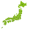 【驚愕】日本の人口分布を視覚化したグラフィックがすごいwwwwwwww(画像あり)