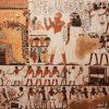 【驚愕】エジプト人さん「なんか壁画におもしろキャラ描いたろw」→ (画像あり)
