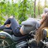 【衝撃】バイク界隈の姫ライダーの正体が闇深すぎると話題にwwwwwwww(画像あり)