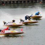 【激ヤバ事故】浜名湖の競艇、大変なアクシデントが発生!!!
