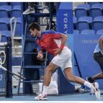 【五輪テニス】敗退のジョコビッチさん、驚きのクズ行為をしてしまう・・・